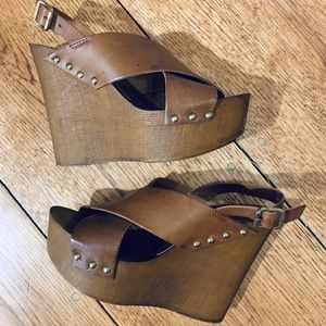 Aldo Wedge Sandal